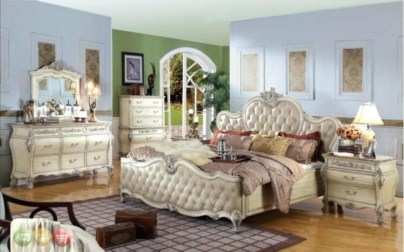 French Bedroom Set Ideas