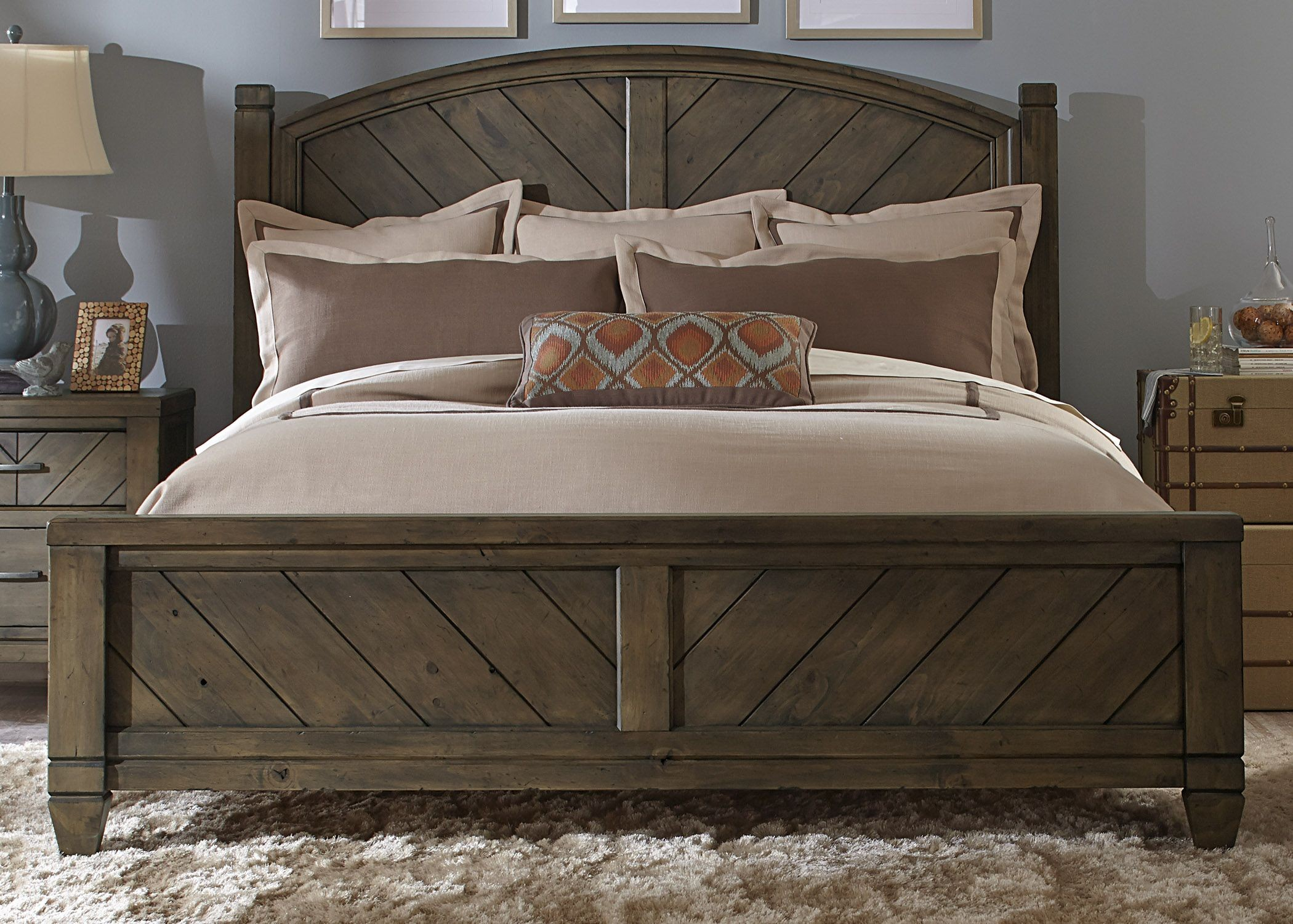 Image of: French Country Bedroom Sets