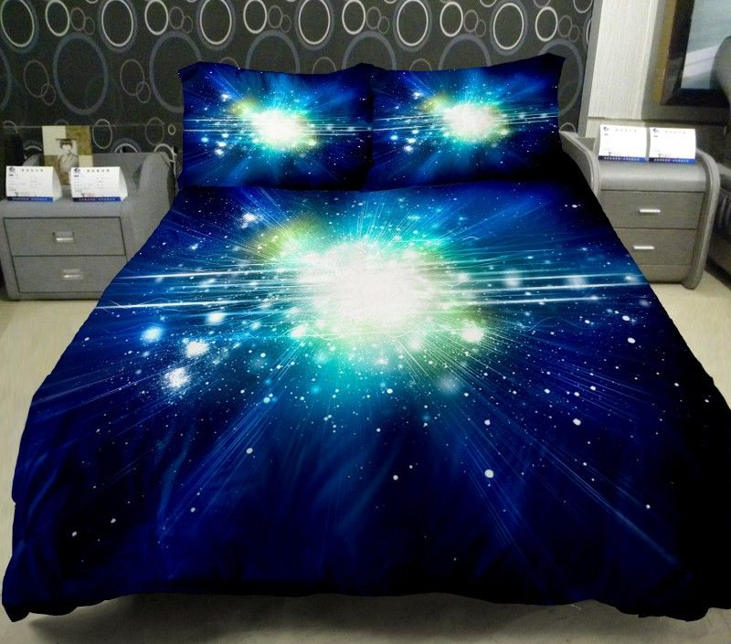 Phenomenal Ideas Galaxy Duvet Cover
