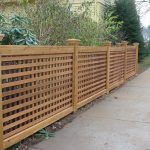 Garden Wood Fence Images