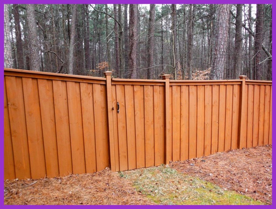 Picture of: Gates Wood Fence Cap