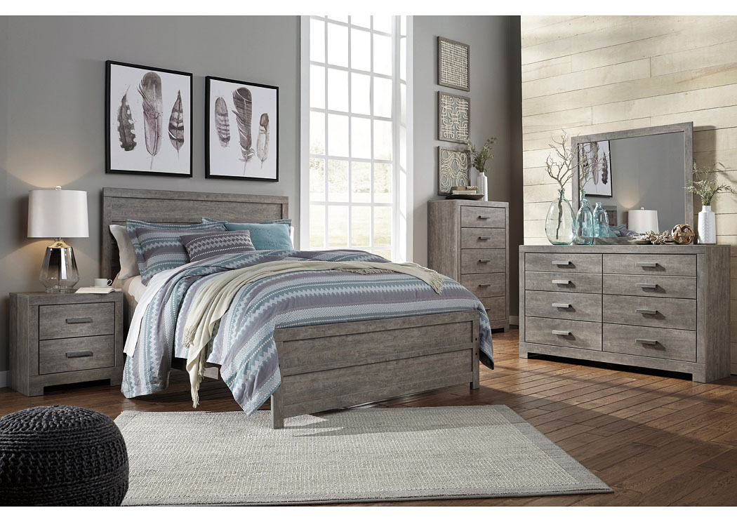 Picture of: Gray American Furniture Bedroom Sets