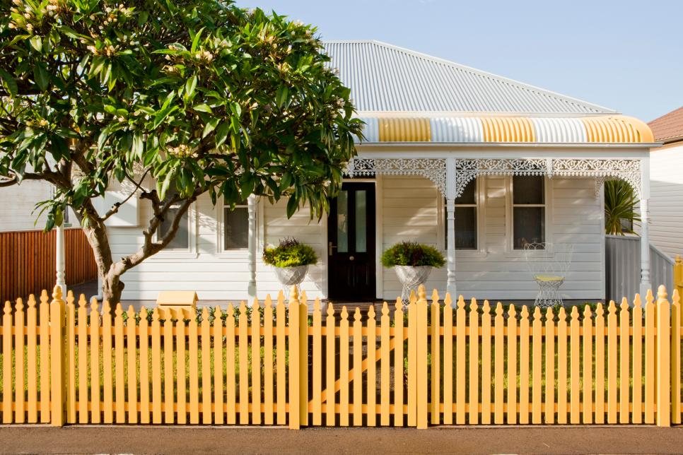 Picture of: Great Home Fence Ideas