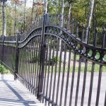 Great Metal Fence Gates
