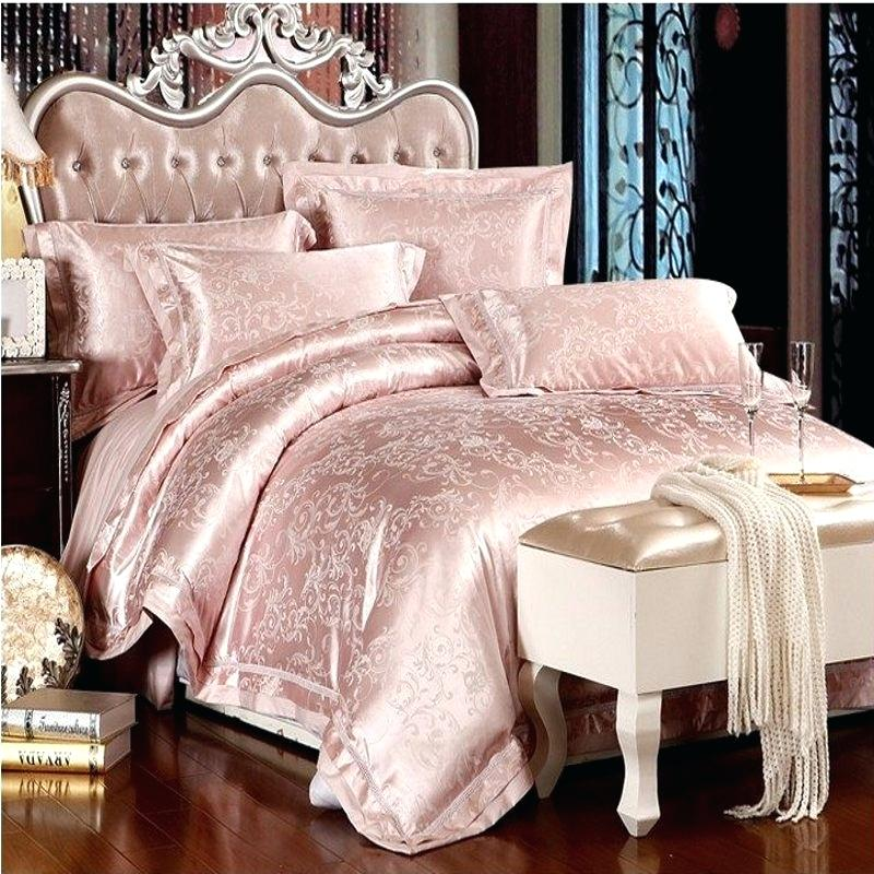 Great Satin Bedding Sets