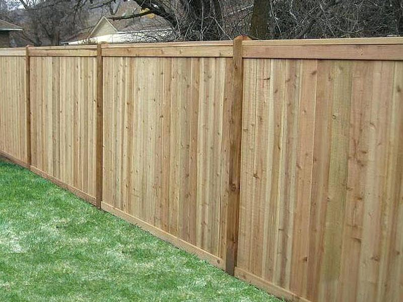 Picture of: Great Stockade Fence Panels