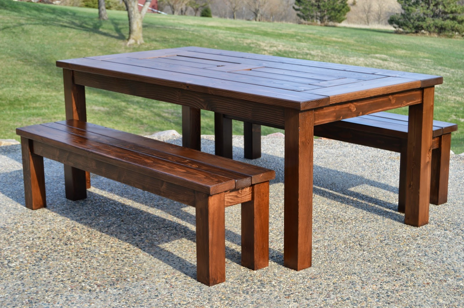 Picture of: Great Wooden Bench Design