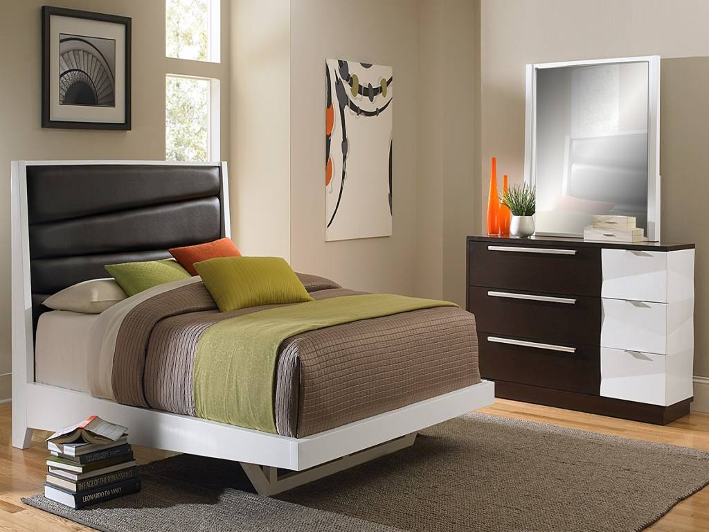 Image of: Green City Furniture Bedroom Sets