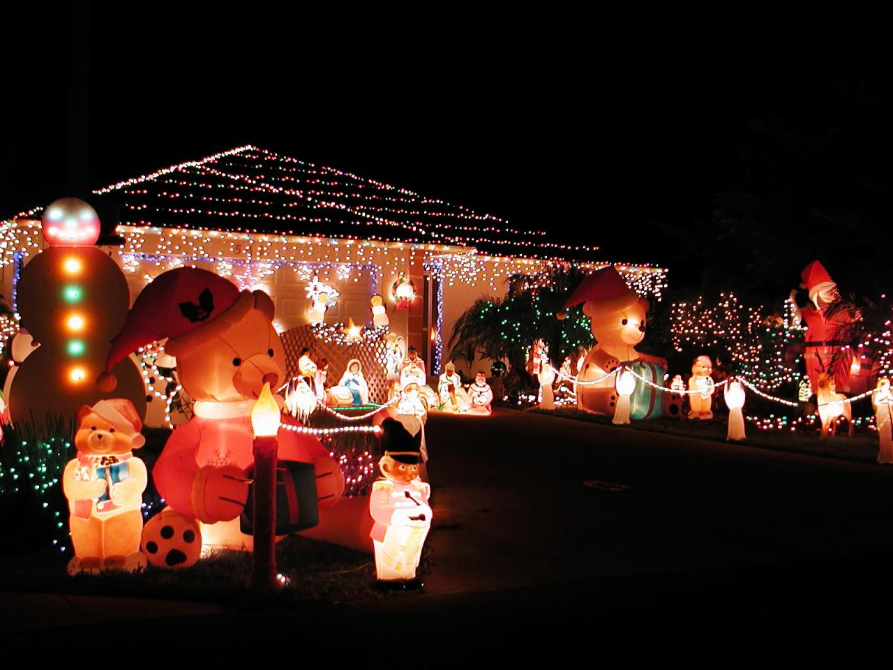 Half Of Best Outdoor LED Christmas Lights Don't Work