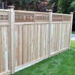 Height Wood Fence Images