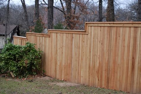 Picture of: High Wood Fence Parts