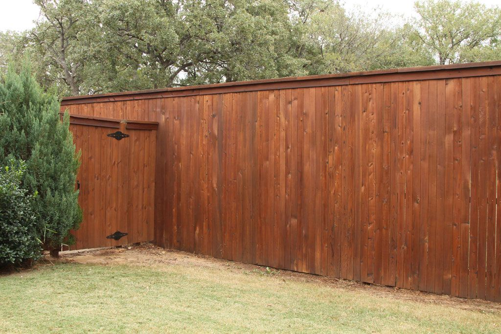 Picture of: High Wood Fence Stain Colors
