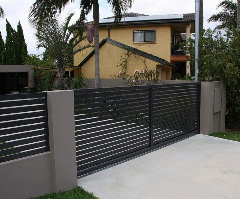 Home Fence Ideas Plan
