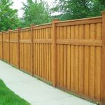 Horizontal Wood Fence Panels Paint