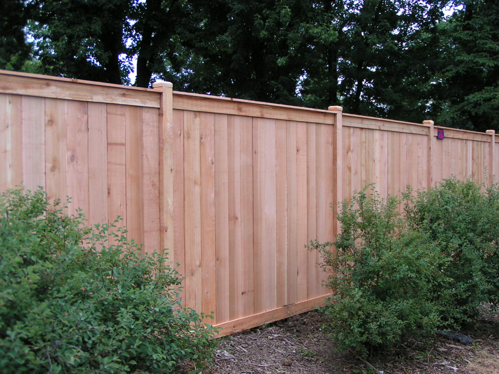 Picture of: House Wood Fence Repair