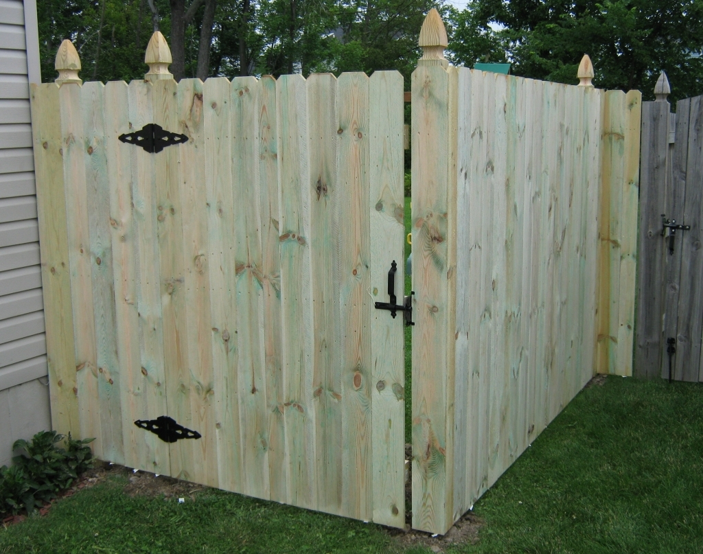 Picture of: How Long Does A Treated Wood Fence Last