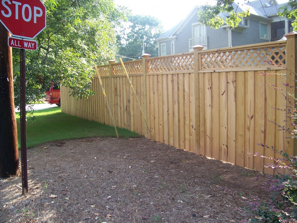 Picture of: How Long Will A Treated Wood Fence Last