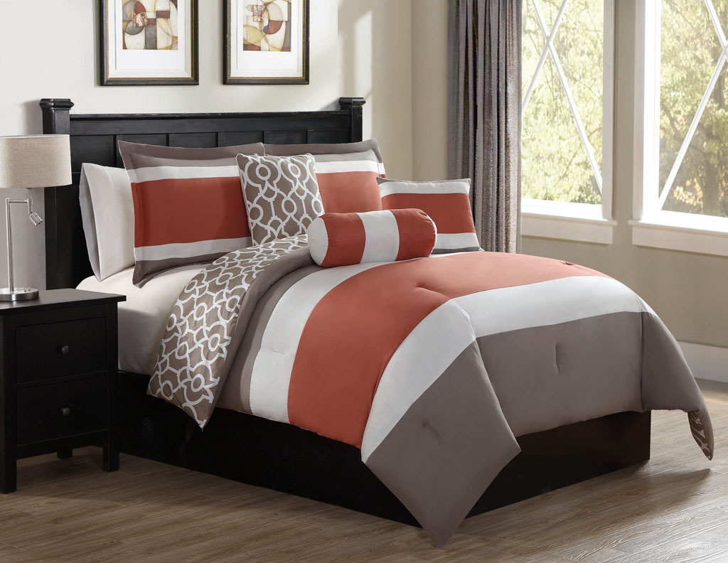 How To Make A Coral Queen Comforter Set