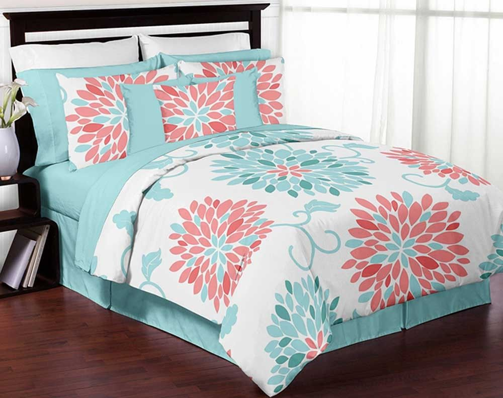 How to Wrap a Coral Queen Comforter Set