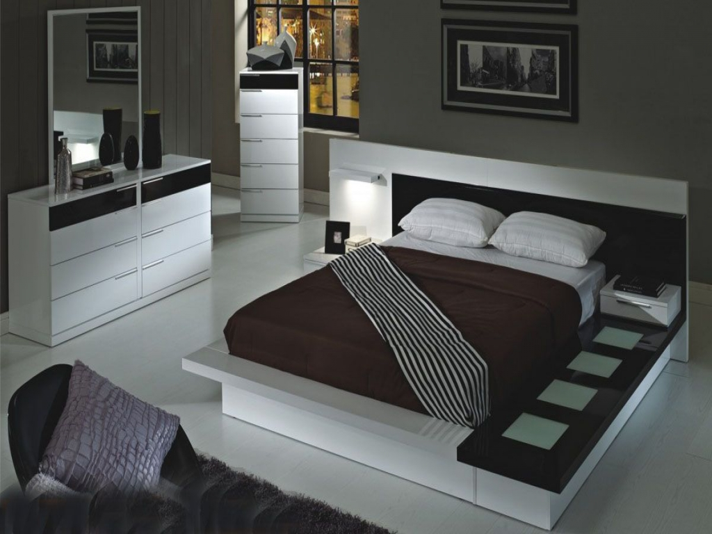 Ideas Contemporary Bedroom Sets