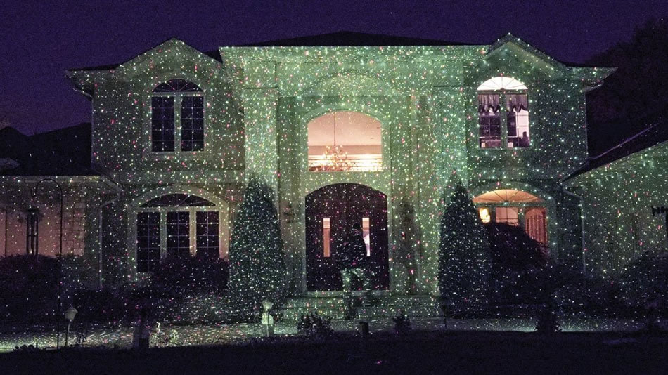 Picture of: Ideas Outdoor Christmas Laser Lights