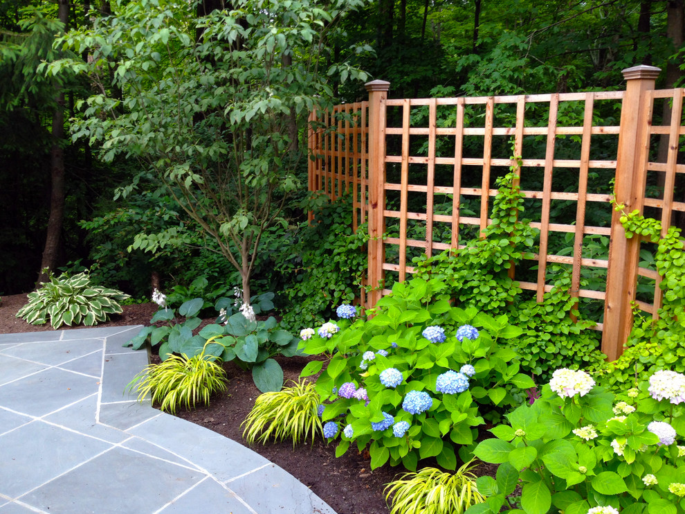 Picture of: Ideas Wood Fence Images