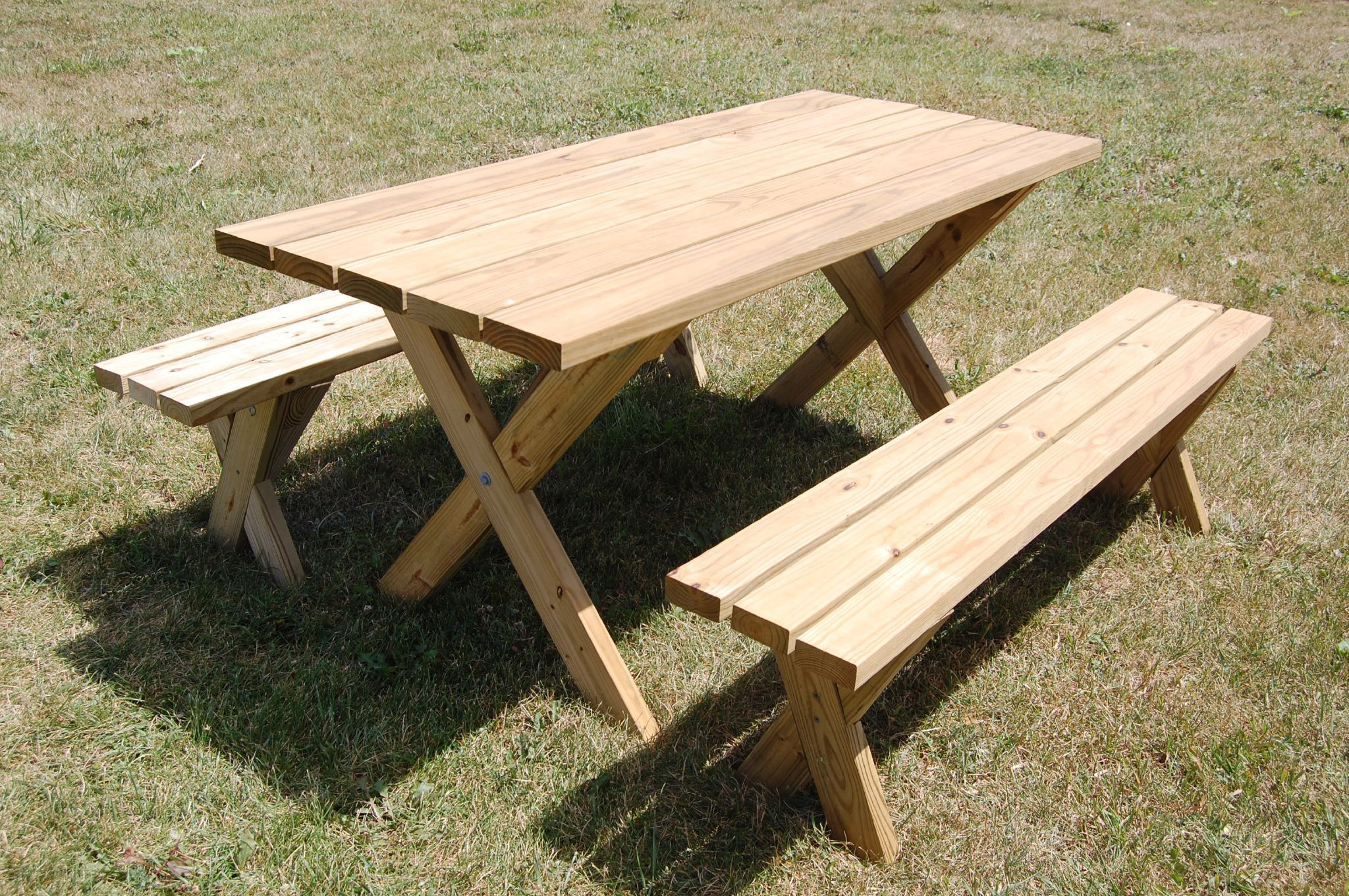 Picture of: Ikea Wooden Bench Table