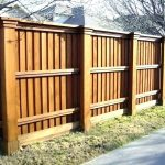 Images of Wood Fence Panels