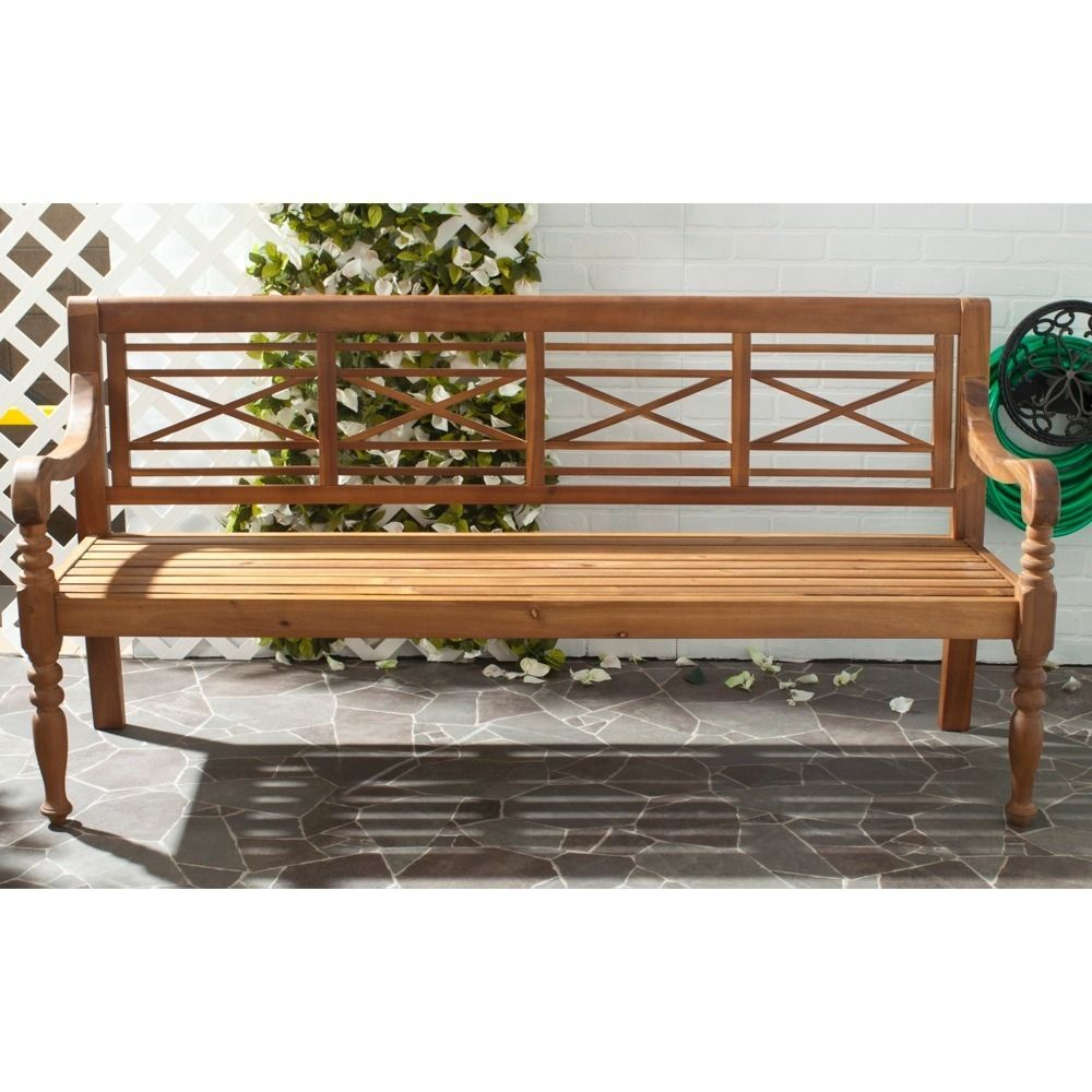 Image of: Indoor Wooden Benches Stylish