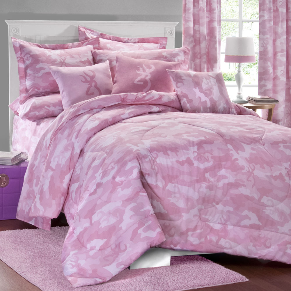 Picture of: Innovative Pink Twin Comforter Set