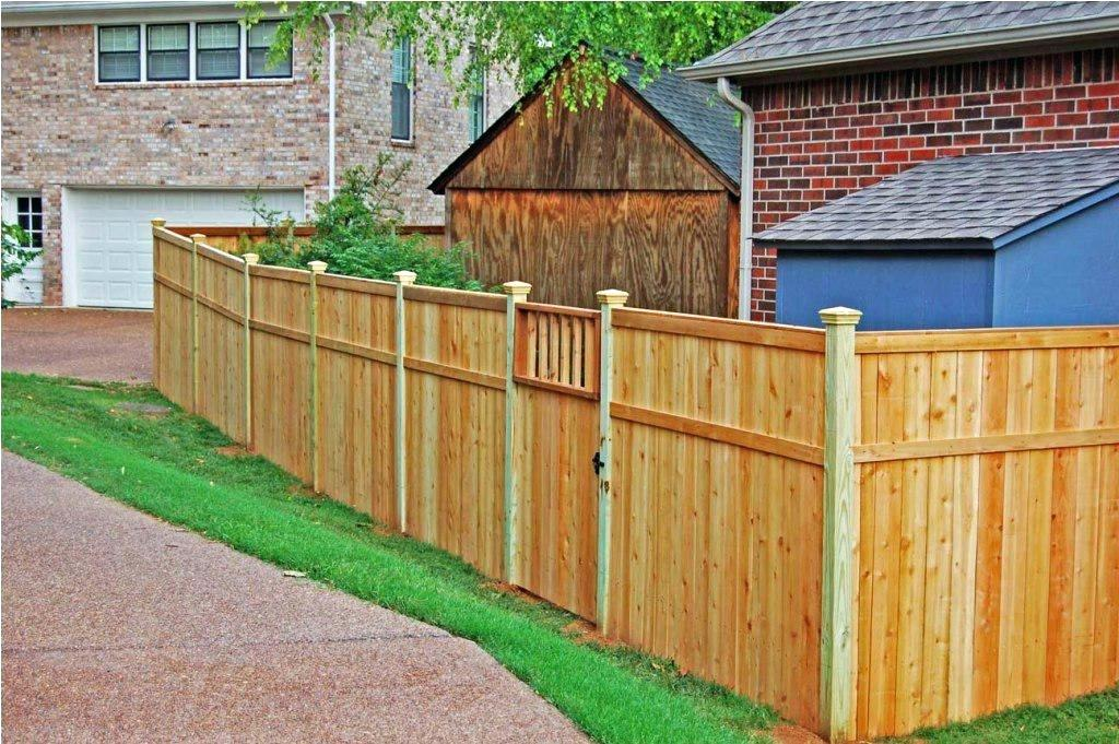 Picture of: Installing Fence Panels Design Ideas