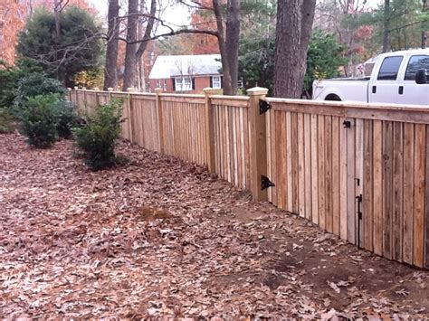 Picture of: Interest 4 Ft Wood Fence