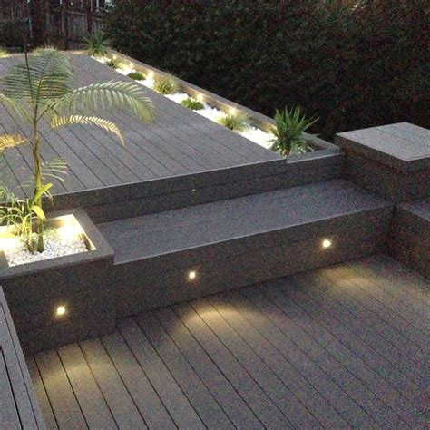Picture of: Interest Led Step Lights Outdoor