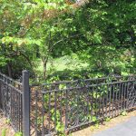 Iron Fence Panels Leicester