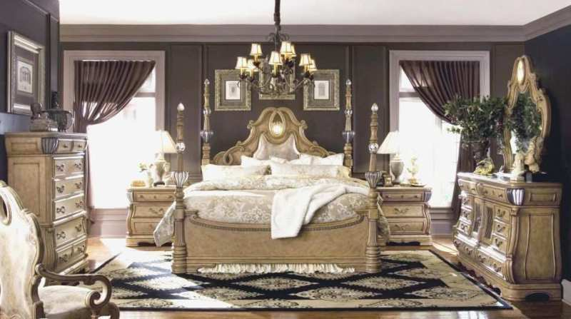 Italian Bedroom Set San Jose