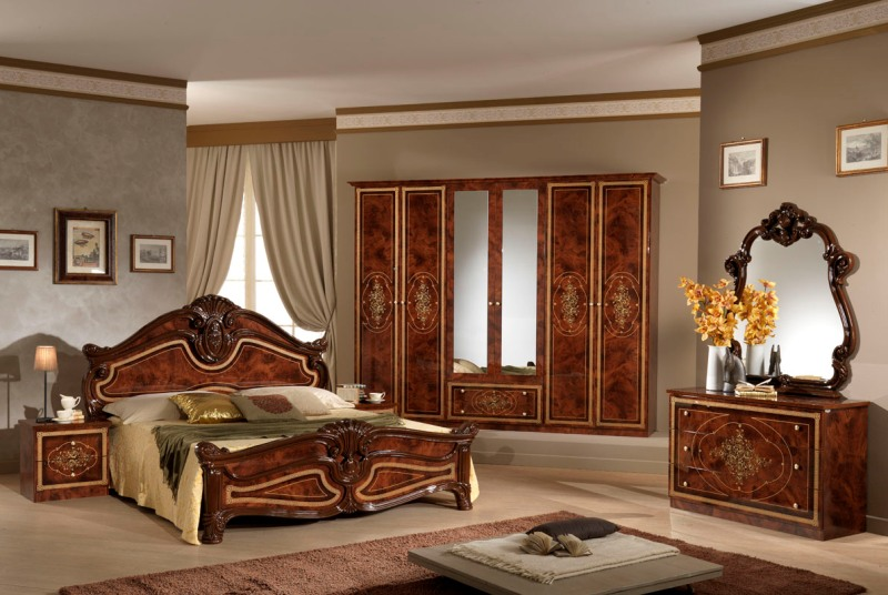Italian Bedroom Sets Furniture