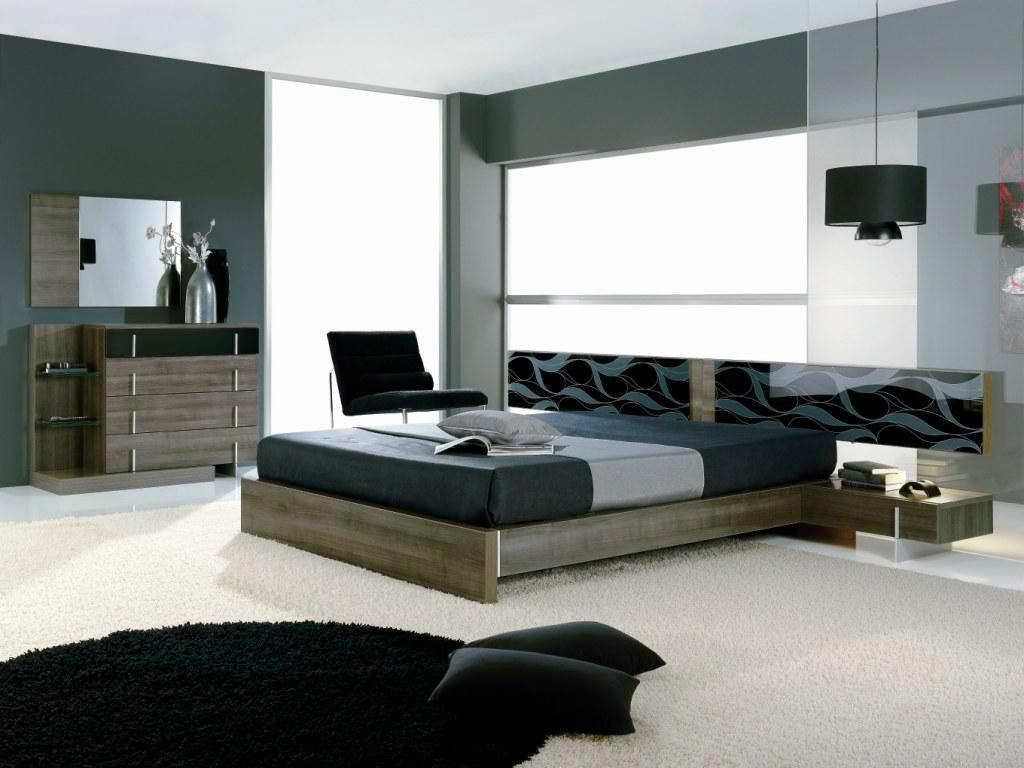 King Contemporary Bedroom Sets