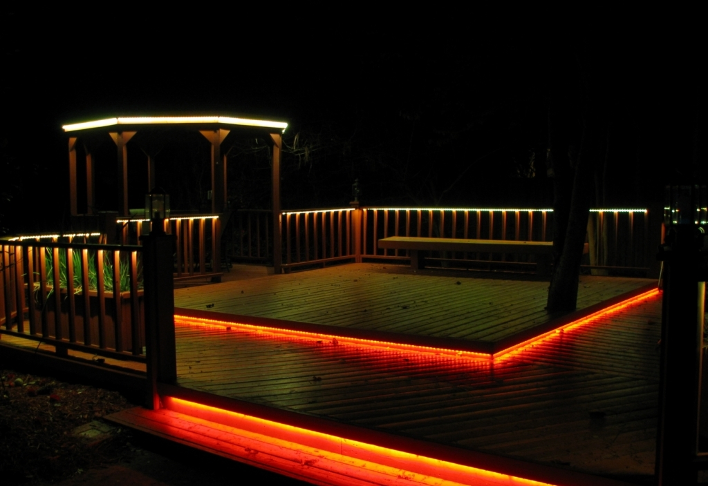 Picture of: LED Outdoor Sign Lighting