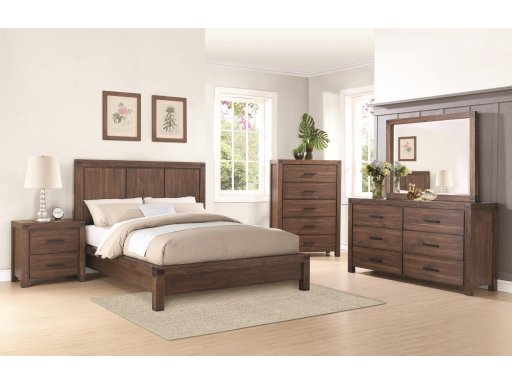 Lancashire Coaster Furniture Bedroom Sets