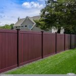 Large Wooden Fence Ideas