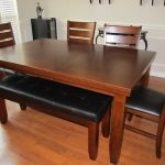 Leather Bench Cushion for Dining Room