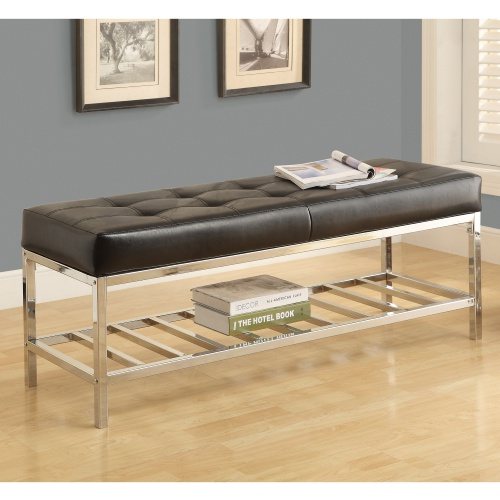 Picture of: Leather Indoor Bench Seat Cushions