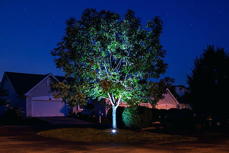 Picture of: Led Outdoor Landscape Lighting Plan