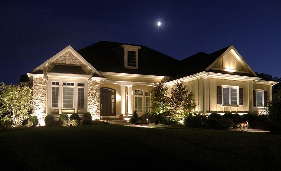Picture of: Led Outdoor Landscape Lighting Techniques