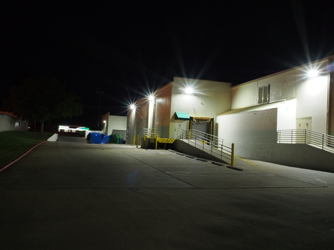 Picture of: Led Outdoor Lights Building