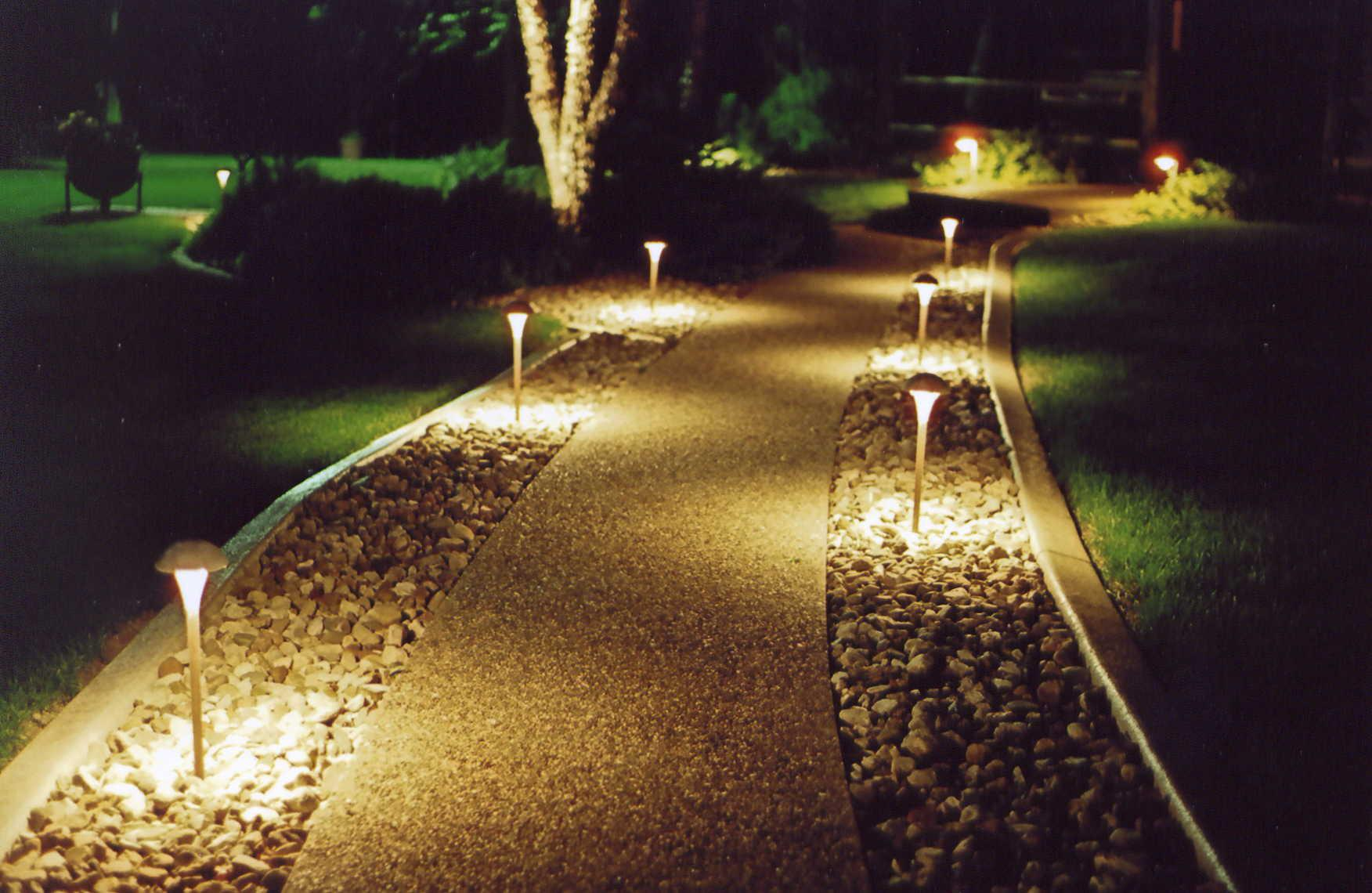 Picture of: Led Outdoor Lights Pathway