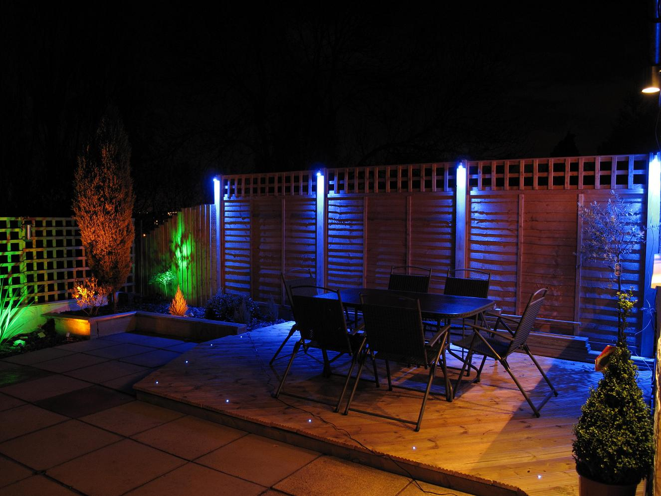 Picture of: Led Outdoor Lights Patio