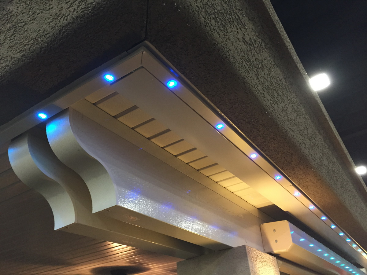 Picture of: Led Outdoor Lights Recessed