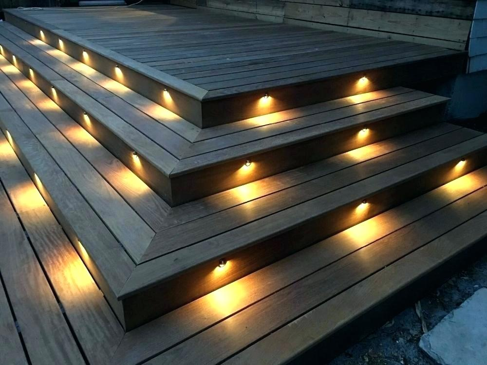 Picture of: Led Outdoor Step Lights Type