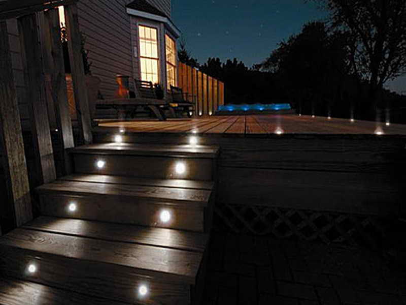 Picture of: Led Step Lights Indoor